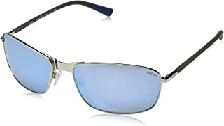 Revo Polarized Sunglasses Decoy Rectangle Frame 60 mm