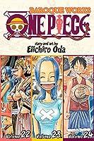 One Piece (Omnibus Edition), Vol. 8: Includes vols. 22, 23 & 24 (8)