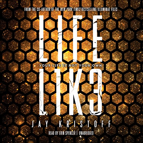 LIFEL1K3 (Lifelike) audiobook cover art