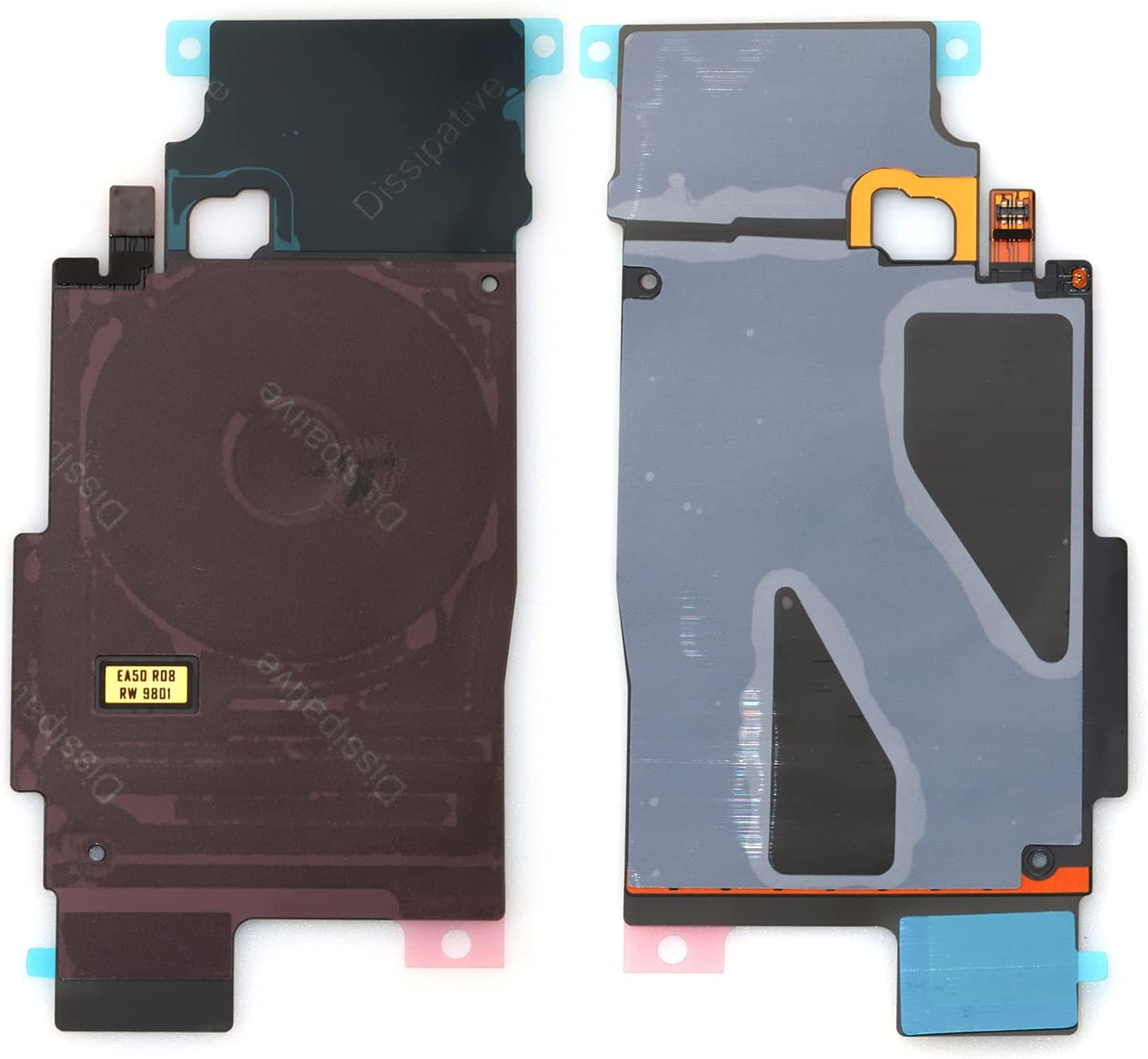 Replacement Part for Samsung Galaxy Note 10 SM-N970F/DS SM-N970F Wireless Charging NFC Signal Antenna Flex Cable
