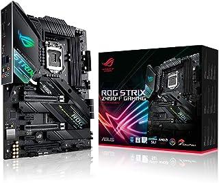 ASUS INTEL Z490 搭載 LGA1200 対応 ROG STRIX Z490-F GAMING 【 ATX 】