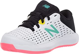 New Balance Kids' 696 V4 Tennis Shoe