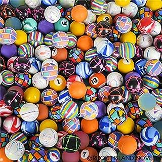 Rhode Island Novelty 27mm Assorted Super Bouncy Balls | 250 Count