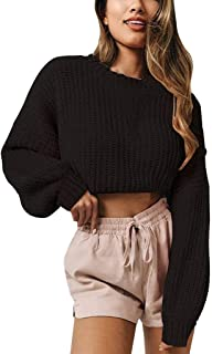 Dainzuy Women Long Sleeve Bolero Shrug Knit Cropped Knitwear Cardigan Sweater Shrug Bolero Jackets Sweaters