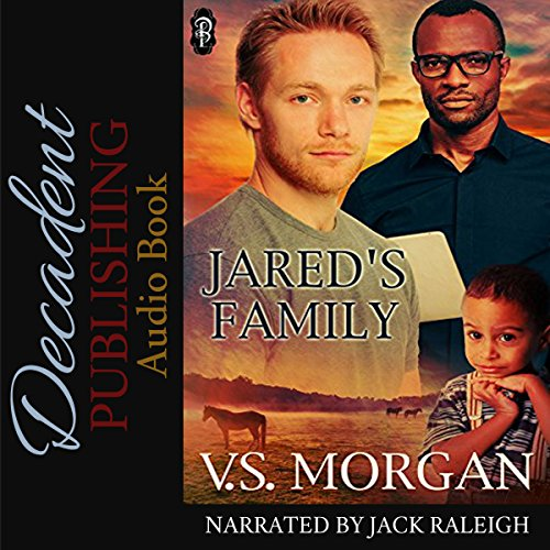 Jared's Family audiobook cover art