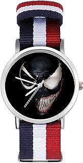 Vemmon - Reloj de ocio para adultos, moderno, hermoso y personalizado, de aleación, casual, deportivo, para hombres y mujeres