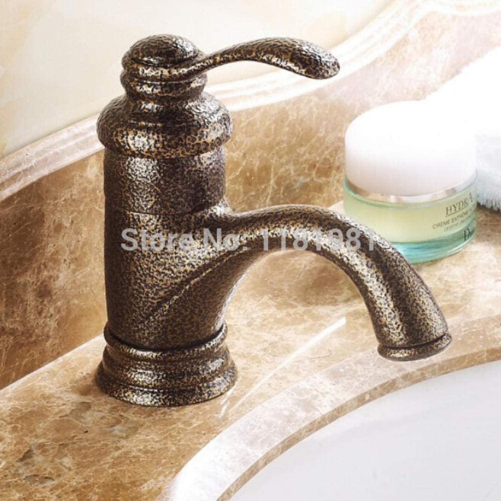 XUXUWA Faucets Classical European-Style Single Bra Hole Antique Branded goods Recommended