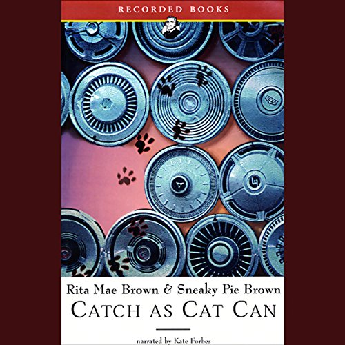 Catch as Cat Can audiobook cover art