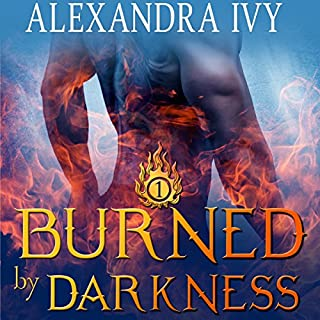 Burned by Darkness cover art