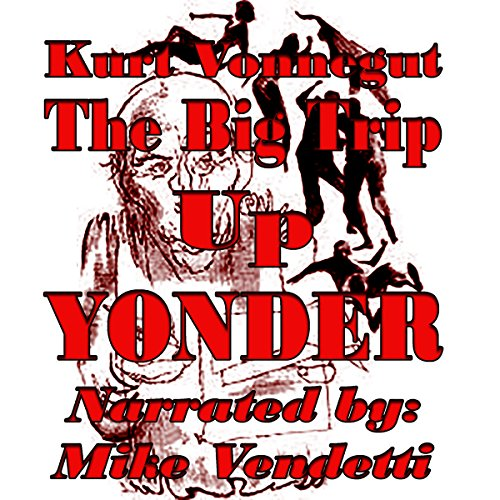 『The Big Trip up Yonder』のカバーアート