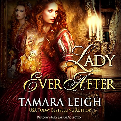 Lady Ever After audiobook cover art