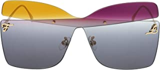 Luxury Fashion | Fendi Womens FF0399S01B90 Multicolor Sunglasses | Autumn-Winter 19
