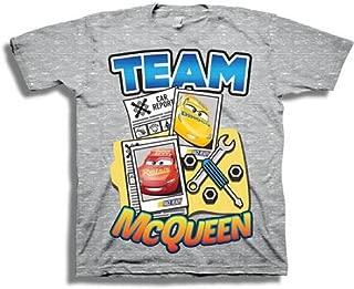 Toddler Little Boys Team McQueen T-Shirt