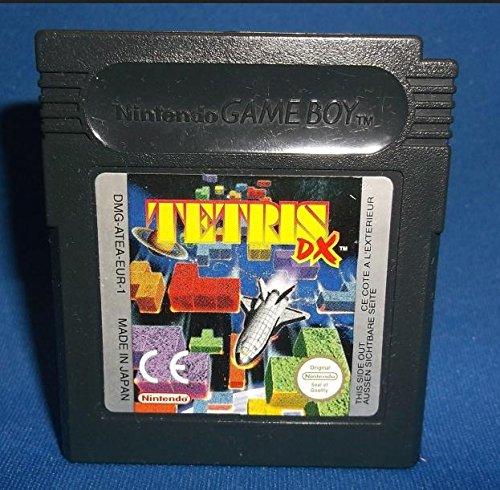 Tetris DX - für Gameboy Color, neu, aber nicht mehr ovp, wie abgebildet, Gameboyklassiker, top 5*****