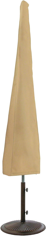 Max 42% OFF Classic Accessories Max 62% OFF Brown Polyester Cover Umbrella