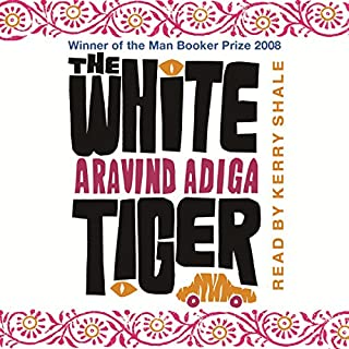The White Tiger Titelbild