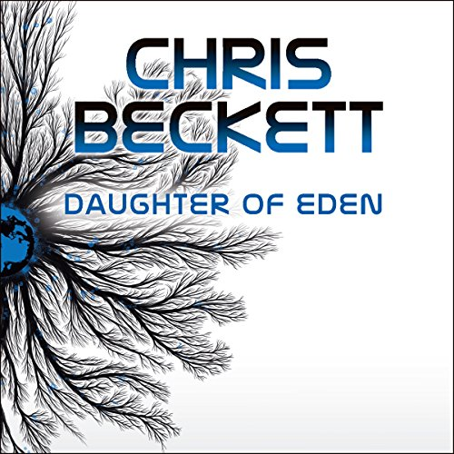 Daughter of Eden audiobook cover art