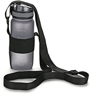 featured product OYT Water Bottle Carrier with Adjustable Shoulder Strap,Universal Bottle Sling,Perfect for Daily Walking,Biking, Hiking,Going to The Beach