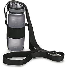 OYATON Water Bottle Carrier with Adjustable Shoulder Strap, Universal Bottle Sling,..