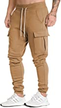 big and tall cargo joggers