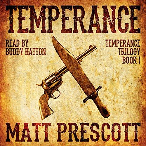 Temperance Audiobook By Matt Prescott cover art