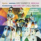 Medtner/ Rachmaninov: Sonatas [Steven Osborne] [Hyperion: CDA67936] by Steven Osborne