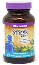 Bluebonnet Nutrition Targeted Choice Stress Relief Herbal Blend, 60 Count