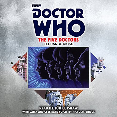 Doctor Who: The Five Doctors cover art
