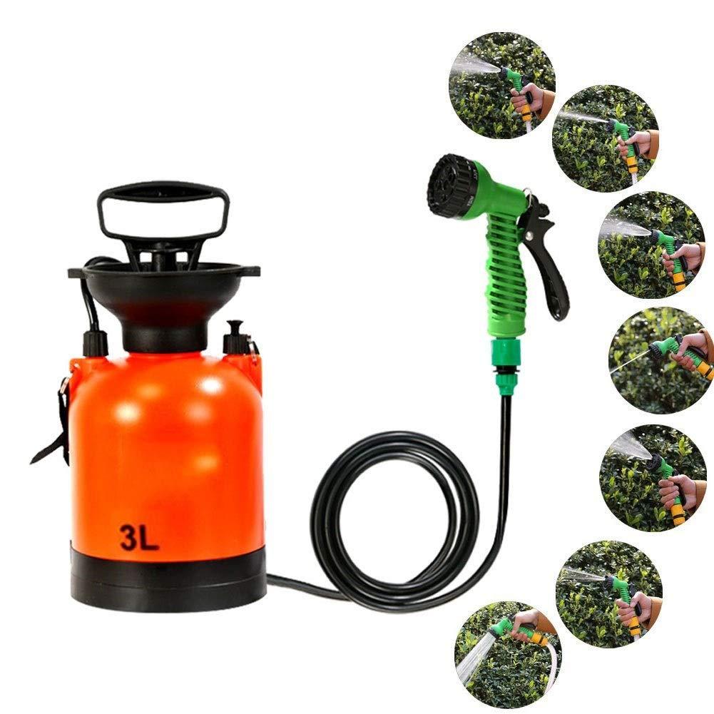 FCS Garden Pulverizador a presión Jardin con Bomba para Plantas 3L pulverizadores de presion pulverizadores de Agua: Amazon.es: Hogar