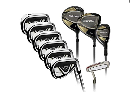 Callaway Unisex's Edge 10 Piece Golf Set-Right Handed