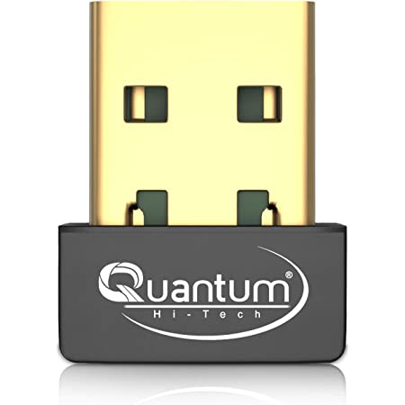Quantum QHM600 USB Wireless Wi-Fi Adapter (Black)