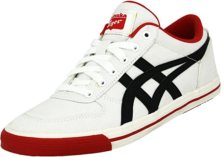 Asics Onitsuka Tiger AARON GS Chaussures Mode Sneakers Homme Noir ...