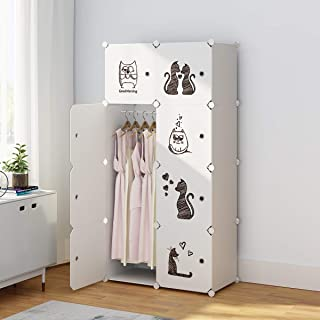 Amazon.com: White - Bedroom Armoires / Bedroom Furniture: Home & Kitchen