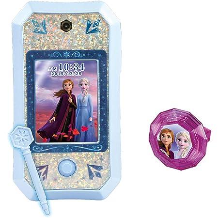 【メーカー特典あり】 ディズニー アナと雪の女王2 キラキラ スマートパレット アイスブルー 初回特典+ 購入特典リング付き