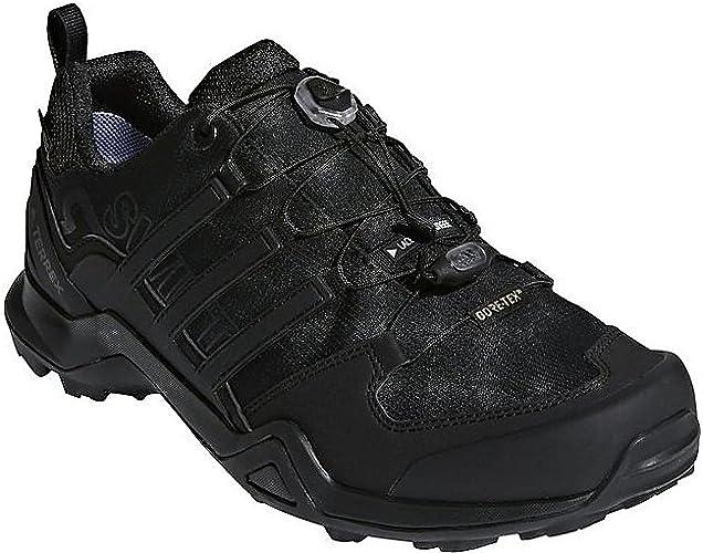 Adidas outdoor Mens Terrex Swift R2 GTX chaussures (15 - noir noir noir)