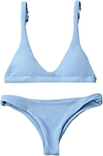 Best baby blue velvet bikini Reviews