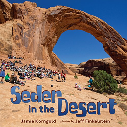 Seder in the Desert copertina