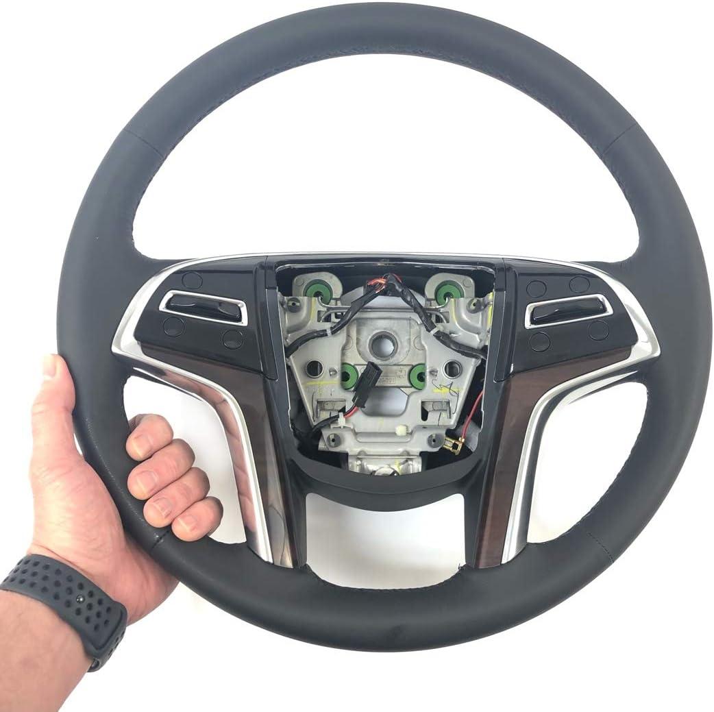 New OEM 2015-2018 激安通販 Escalade ESV 超目玉 8431099 #23197777 Steering Wheel