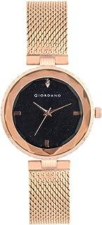Giordano Analog Black Dial Women's Watch