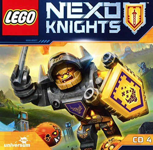 Lego Nexo Knights CD 4 - Das Labyrinth der Täuschungen