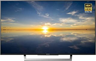 Sony XBR49X800D 49-Inch 4K Ultra HD TV (2016 Model)