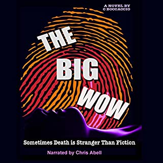 The Big Wow audiobook cover art