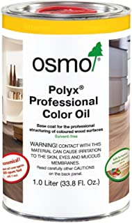OSMO Polyx Professional Pro Color Oil - GRAPHITE - 1 Liter