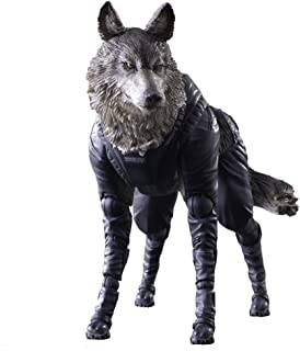 Metal Gear Solid V The Phantom Pain Play Arts Kai Action Figure D-Dog 11 cm Enix
