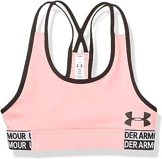 Under Armour Girls' HeatGear Armour Sports Bra