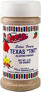 "Bolner's Fiesta Extra Fancy ""Texas TNT"" Ground Jalapeno Pepper Powder, 2 Ounces"