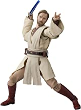 BANDAI SPIRITS S.H. Figuarts Star Wars OBI-Wan Kenobi (Star ​​Wars: Revenge of The Sith) About 150mm ABS & PVC Painted Action Figure