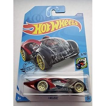 Hot Wheels 2019 #249//250 TOMB UP chrome red @Q
