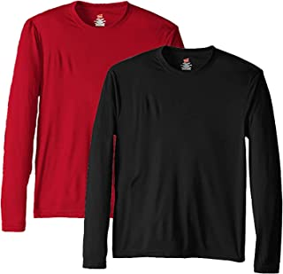 Hanes Performance Men's Long-Sleeve T-Shirt