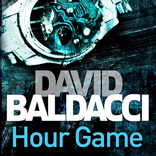 Hour Game     King and Maxwell, Book 2              By:                                                                                                                                 David Baldacci                               Narrated by:                                                                                                                                 Scott Brick                      Length: 14 hrs and 27 mins     339 ratings     Overall 4.6